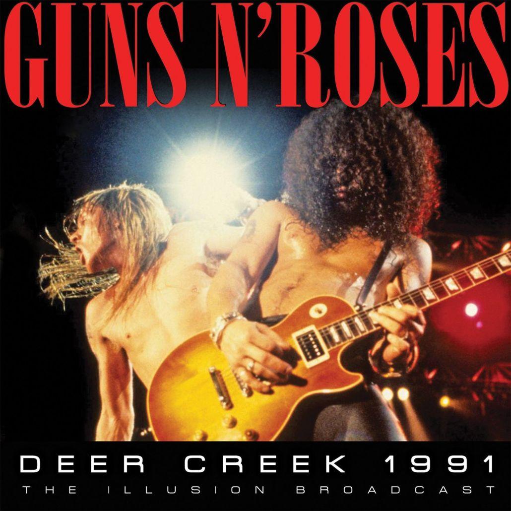 Guns N' Roses – Illusion Broadcast aus dem Jahr 1991