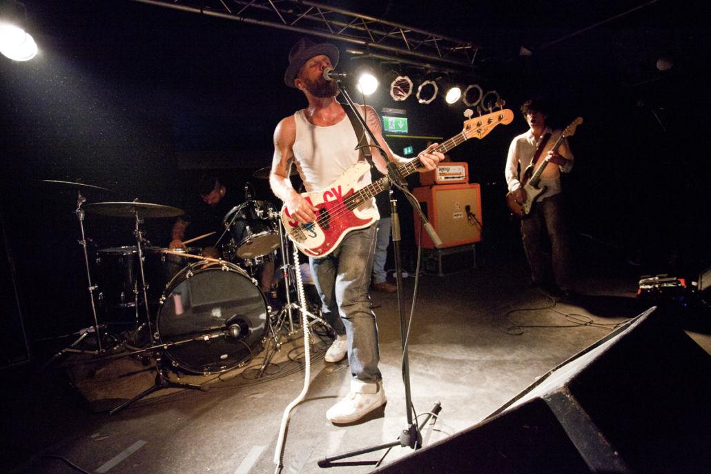 Be an Artist! Mother Tongue am 13.07.2016 im Kölner Underground
