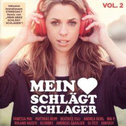 Various Artists Mein Herz schlägt Schlager - Volume 2 bei Amazon bestellen