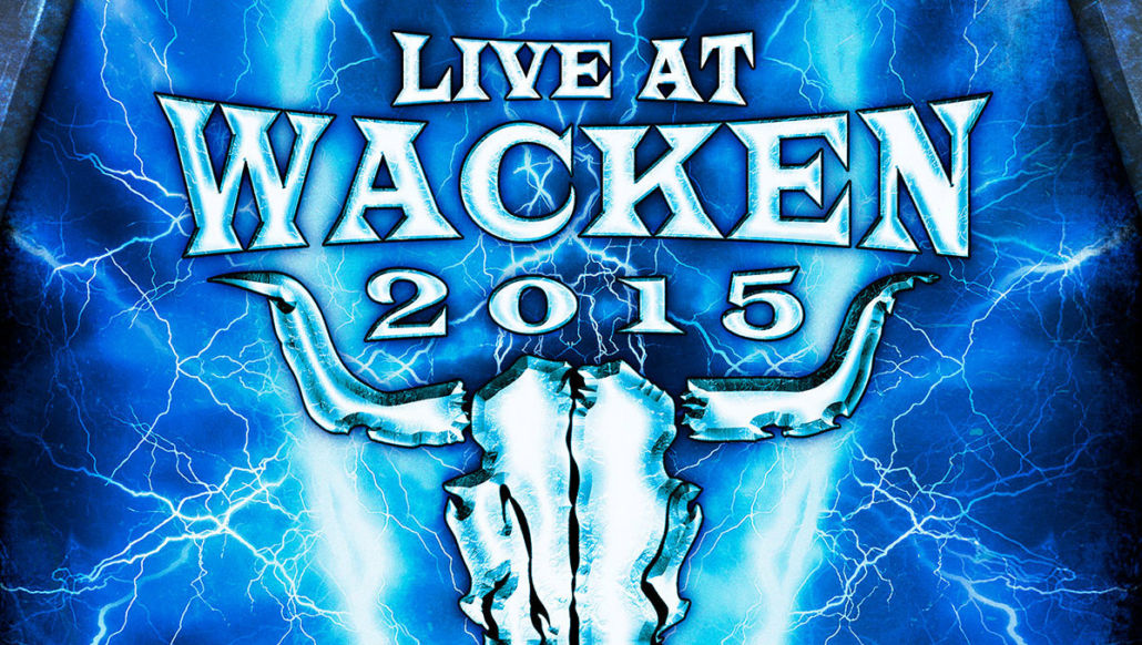 Live At Wacken 2015 DVD – 26 Years Louder Than Hell