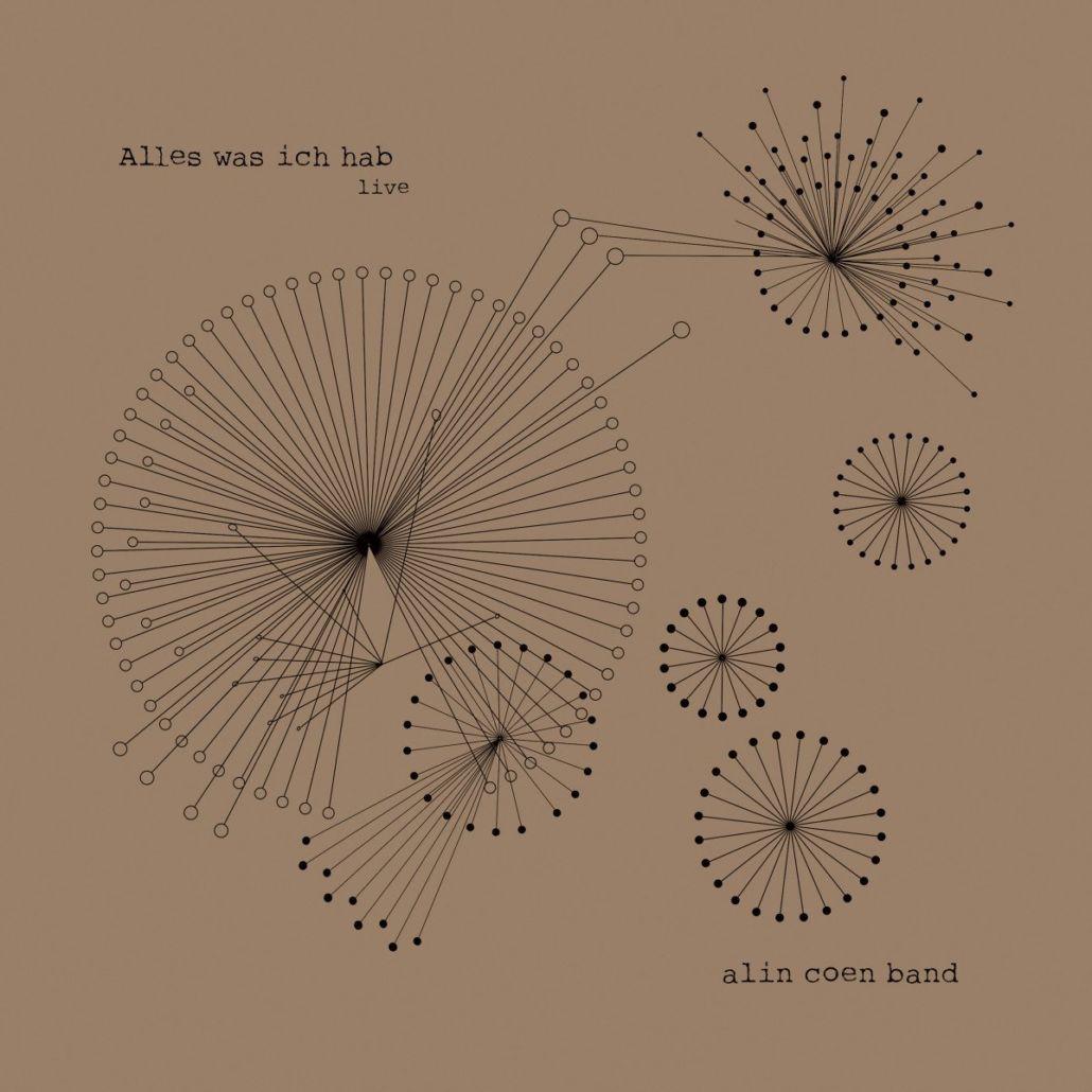Alin Coen Band – ein Livealbum voll mit magischen Momenten
