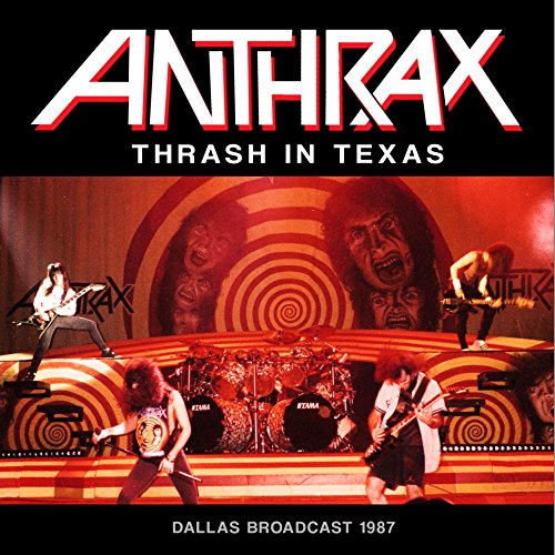 Anthrax 1987 live in Dallas