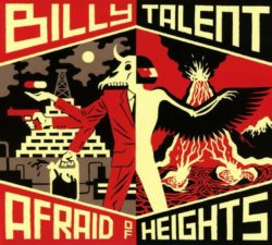 Billy Talent Afraid Of Heights bei Amazon bestellen