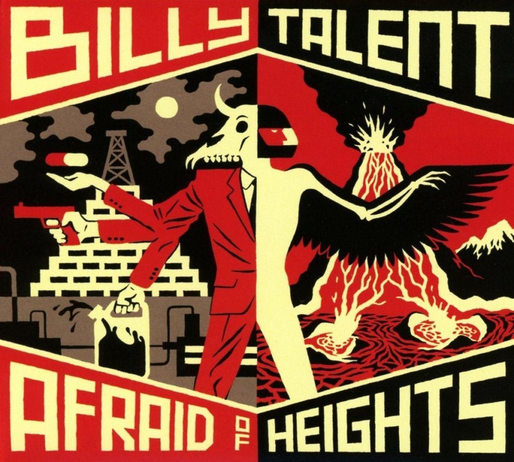 Billy Talent bekämpfen ihre Ängste