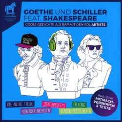 EduArtists Goethe und Schiller feat. Shakespeare  bei Amazon bestellen