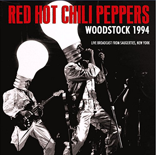 Red Hot Chili Peppers – Woodstock 1994