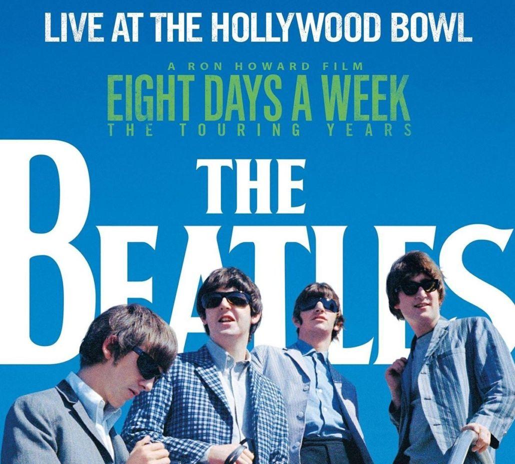 Die historischen Hollywood Bowl Konzerte der Beatles