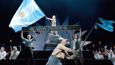 Das Musical Evita im Opernhaus Bonn