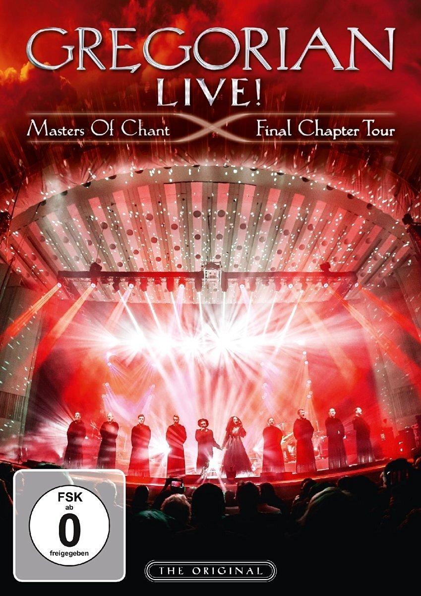 """Gregorian – die """"Final Chapter"""" Tour auf CD / DVD"""