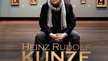 Heinz Rudolf Kunze verbeugt sich vor den Großen seiner Kunst