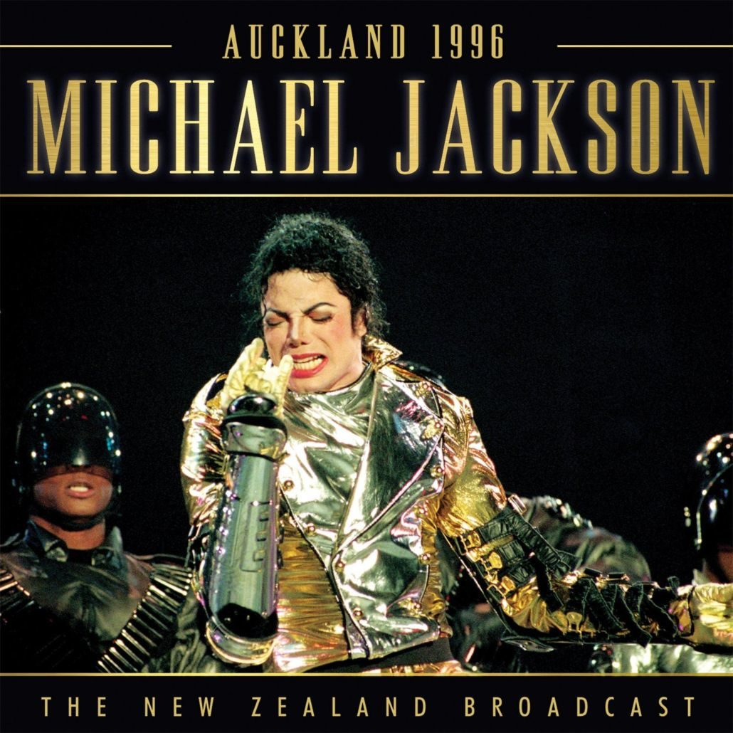 Michael Jackson – live in Auckland 1996