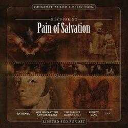 Steve Hackett, Pain Of Salvation Original Album Classics bei Amazon bestellen