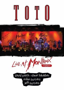 Toto Live At Montreux 1991 bei Amazon bestellen