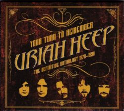 Uriah Heep Your Turn To Remember: The Definitive Anthology  bei Amazon bestellen