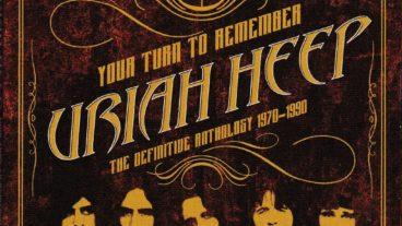 Uriah Heep: Neuauflage startet mit