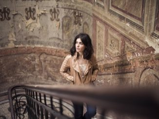 Katie Melua shot in Tbilisi, Georgia for BMG by Pip