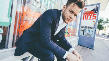 "Olly Murs: Videopremiere des Clips zur Single ""Grow Up"""