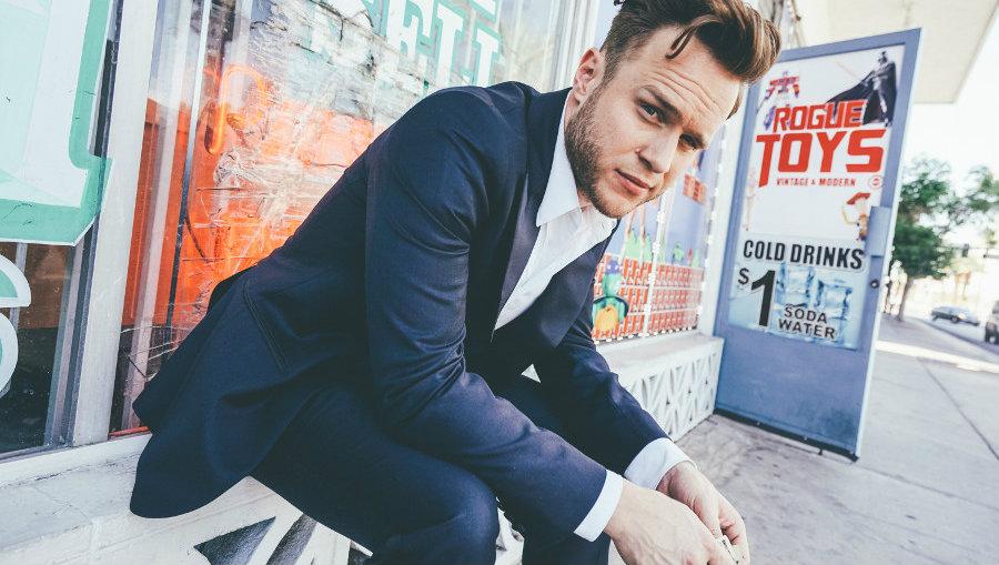 "Olly Murs: Videopremiere des Clips zur Single ""Grow Up"""