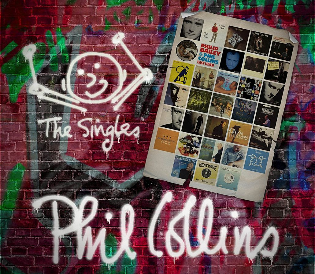 Phil Collins und all seine Singles