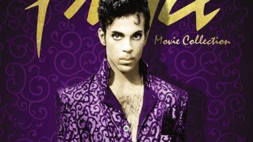 Die Prince Movie Collection im BluRay-Format