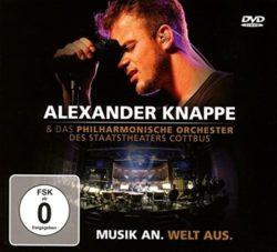 Alexander Knappe  Musik an. Welt aus. bei Amazon bestellen