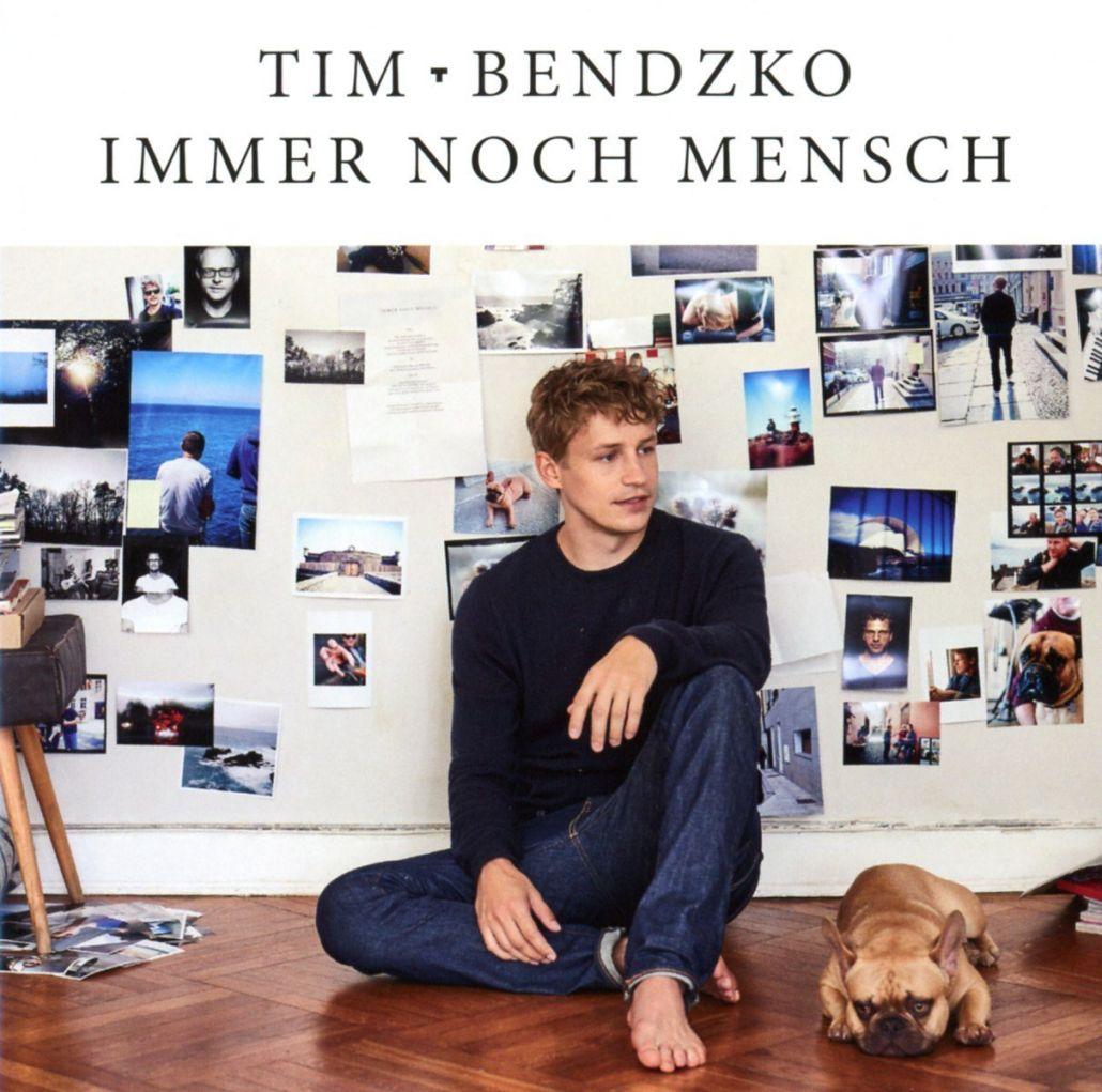 Tim Bendzko philosophiert übers Menschsein