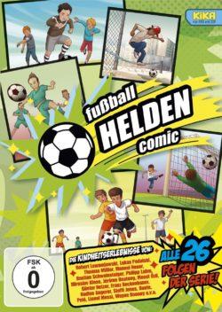 Fußball Helden Fußball Helden Comic bei Amazon bestellen