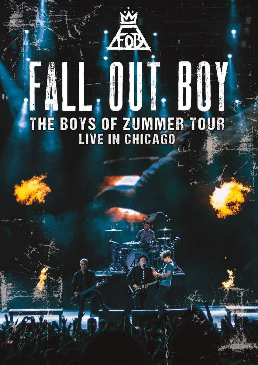 Fall Out Boy rocken Chicago