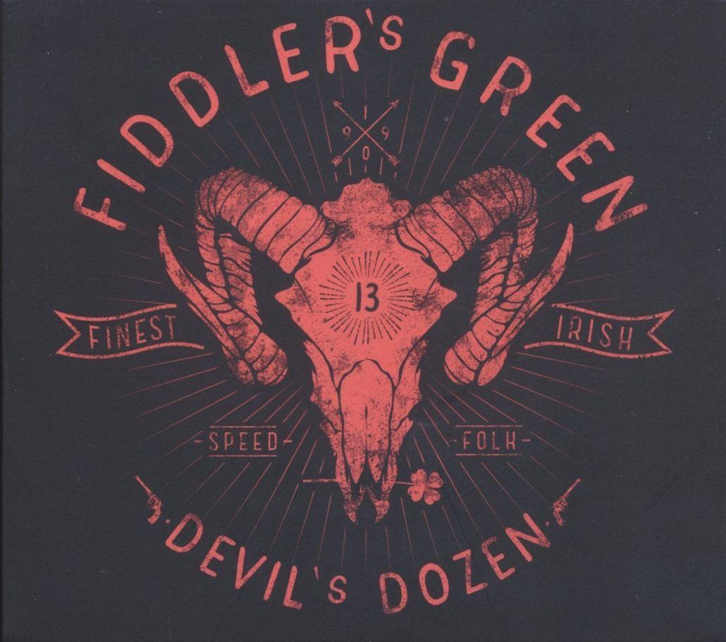 Fiddler's Green – Irish Speedfolk mit wilder, ungebändigter Spielfreude