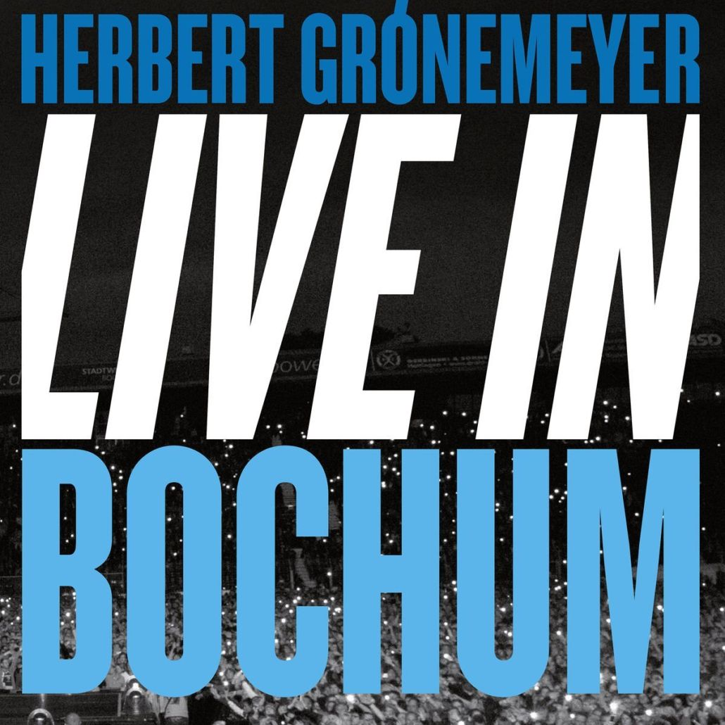 Grönemeyer: neues Livealbum und Werkschau