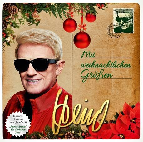 """Heino meldet sich """"mit weihnachtlichen Grüßen"""""""