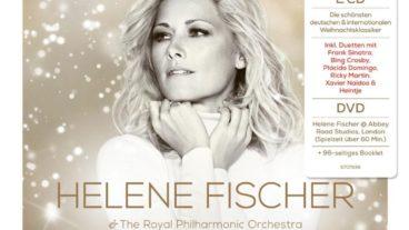 """Helene Fischer mit neuer Version des Albums """"Weihnachten"""""""