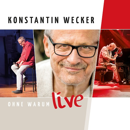 """Weckers Erfolgsprogramm """"Ohne Warum"""" als Live-CD"""