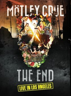 Mötley Crüe The End bei Amazon bestellen