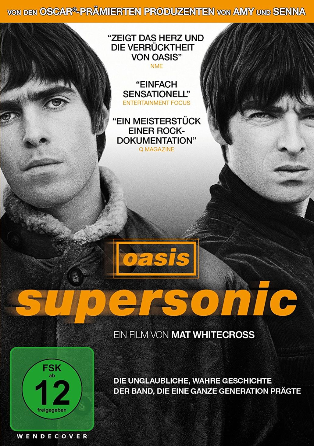 Oasis und die goldene Zeit des Britpop: Supersonic