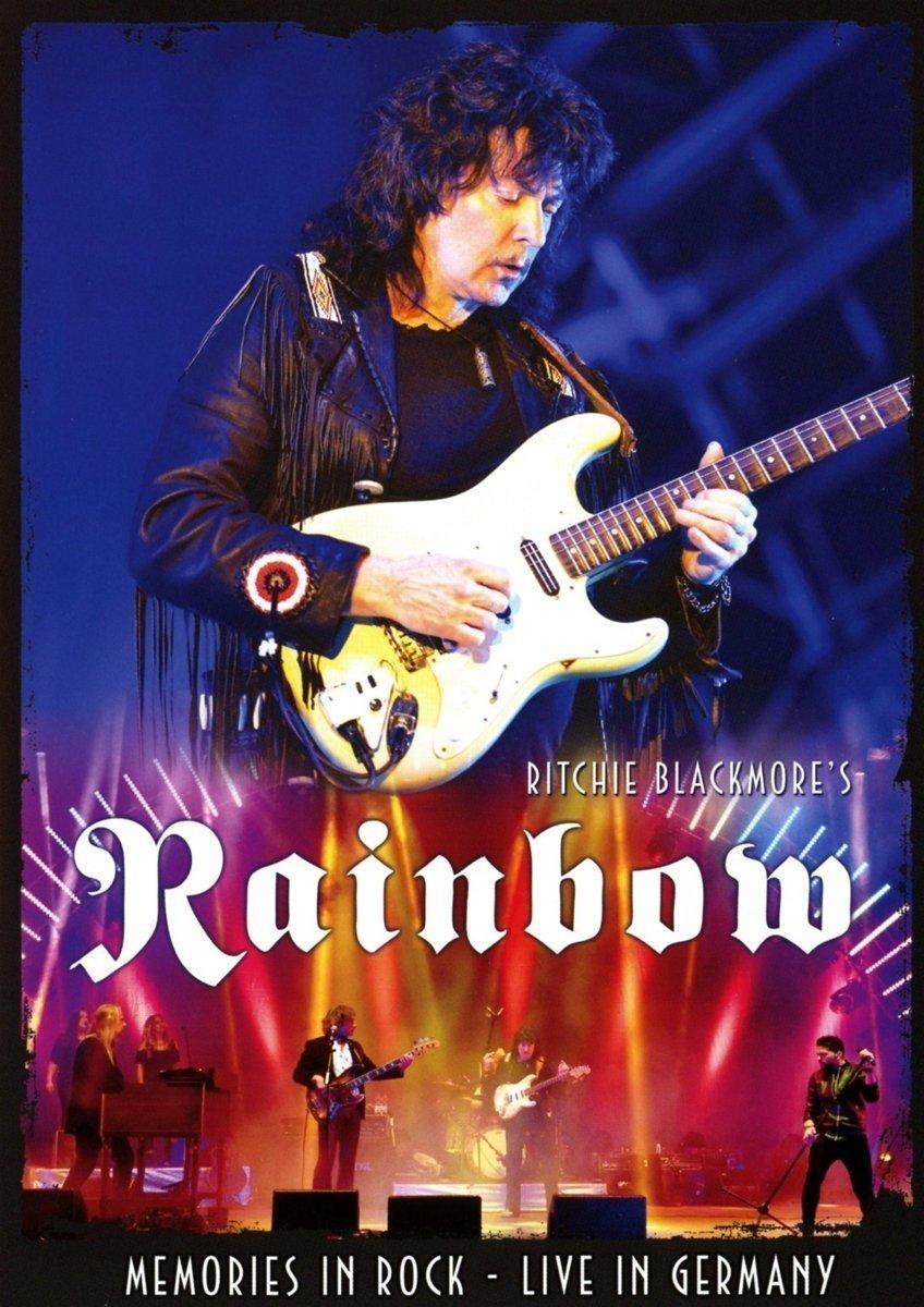 Ritchie Blackmore belebt Rainbow neu