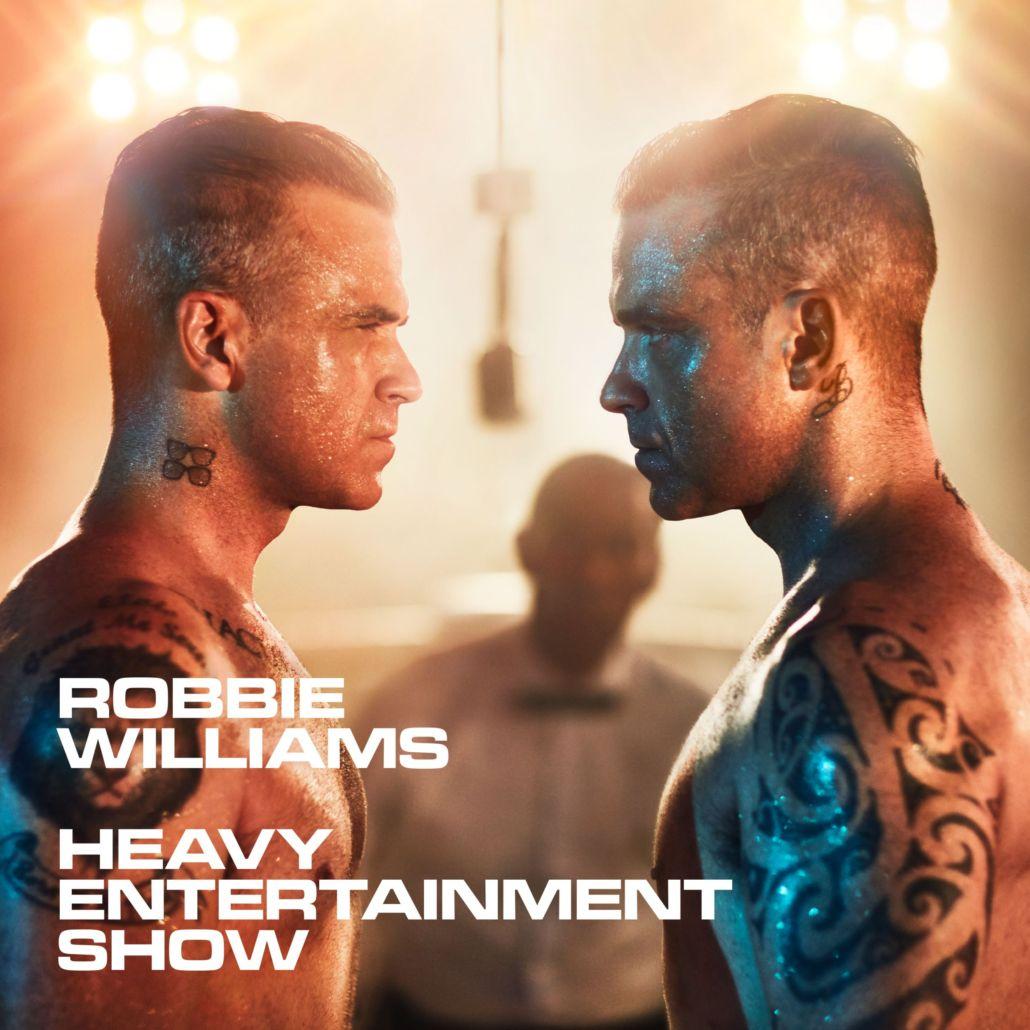 Robbie kehrt zurück zum großen Entertainment