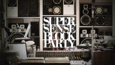Die Fanta 4 feiern SUPERSENSE Block Party
