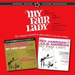 Frederick Loewe My Fair Lady - The Original London & Broadway Cast Recordings bei Amazon bestellen