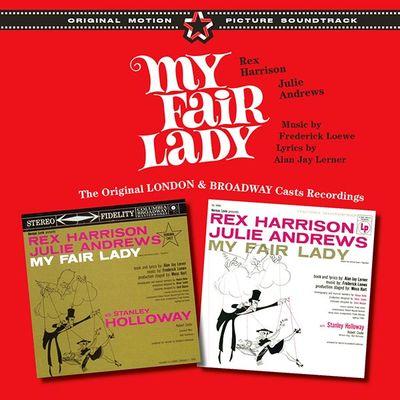 My Fair Lady – die Originale 1956 und 1958