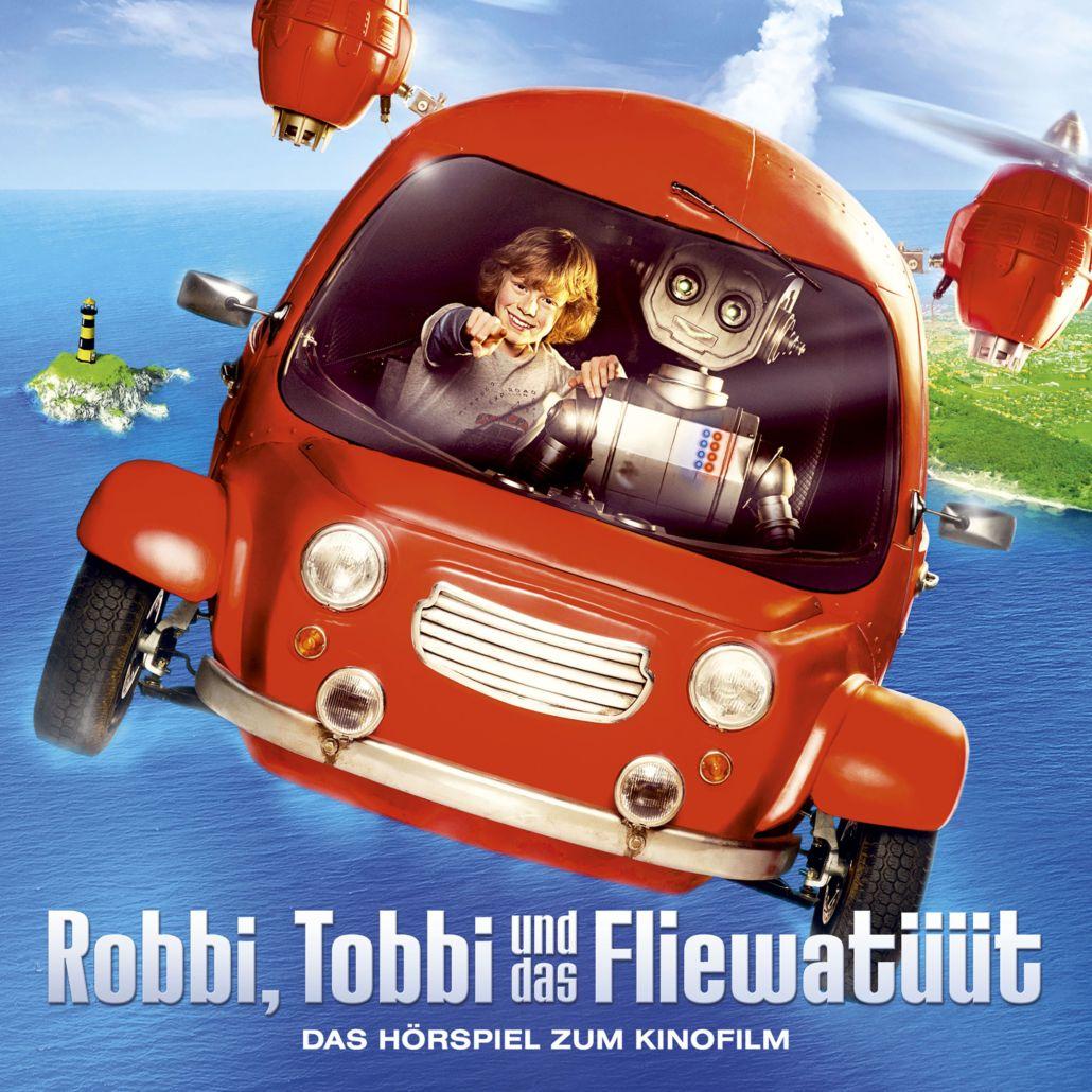 """""""Robbi, Tobbi und das Fliewatüüt"""" als Hörspiel"""