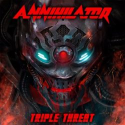 Annihilator Triple Threat bei Amazon bestellen