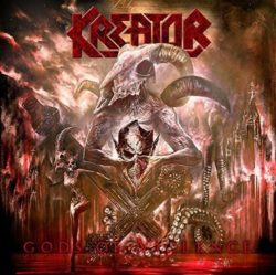 Kreator Gods Of Violence bei Amazon bestellen