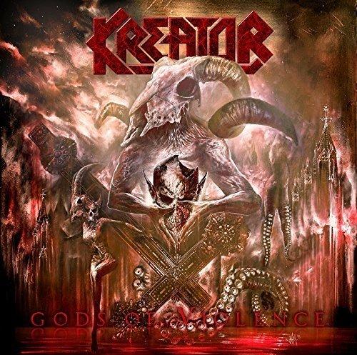 "Kreator: neue Thrash-Granate ""Gods Of Violence"""