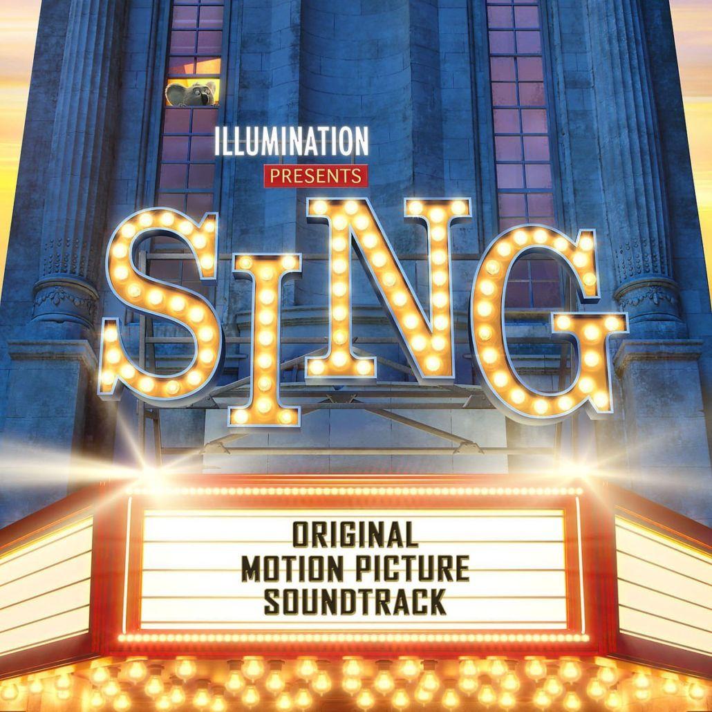 """""""Sing"""" – die musikalische Show der Tiere auf CD"""