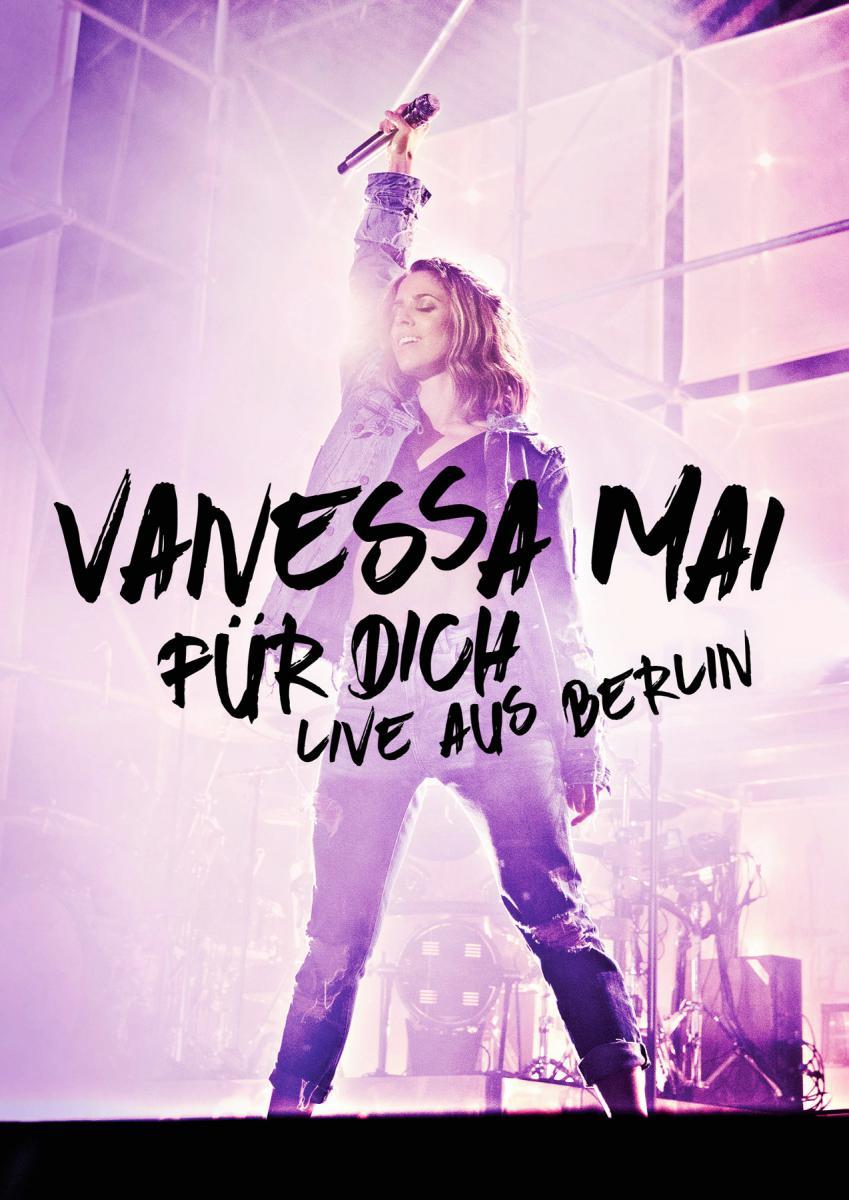 """Vanessa Mai im """"Schlagerhimmel"""" Berlin"""