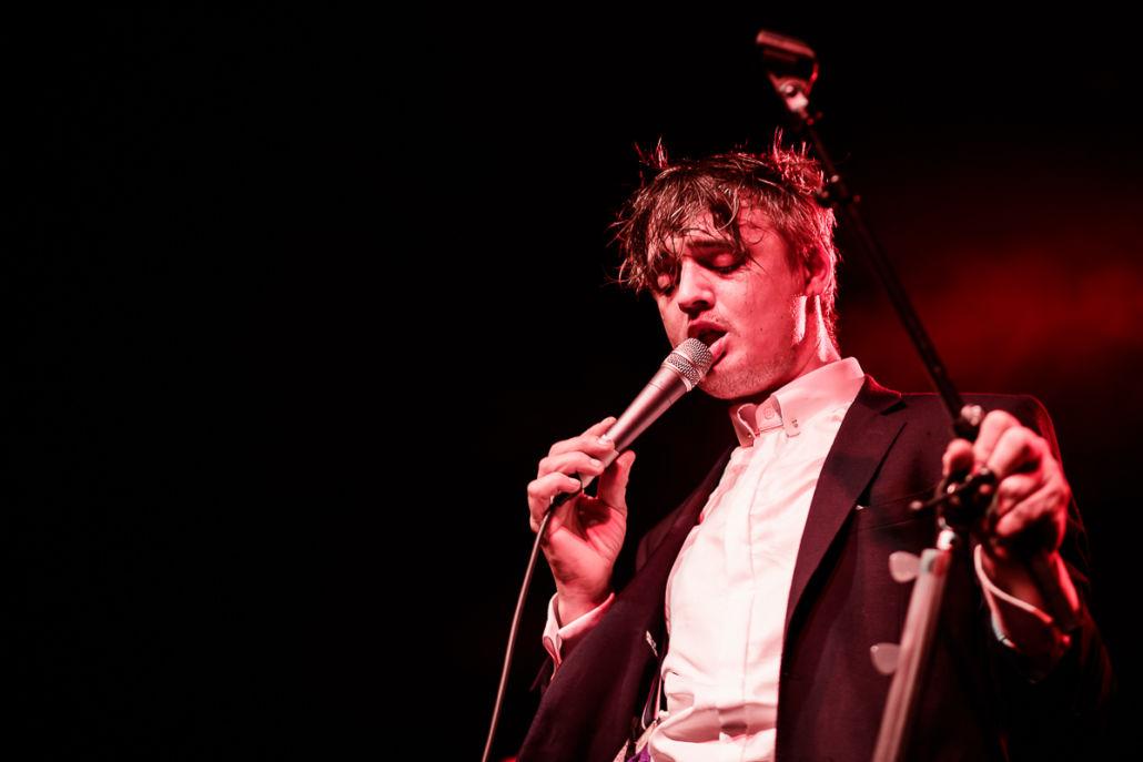 Pete Doherty in der LMH, Köln am 22.02.2017