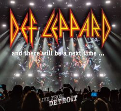 Def Leppard  and there will be a next time... Live From Detroit bei Amazon bestellen