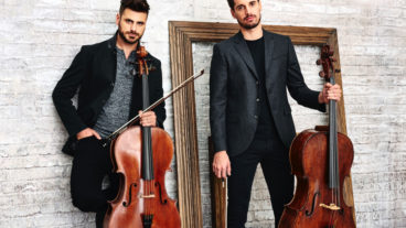 2Cellos machen Game of Thrones Soundtrack zum Klangerlebnis