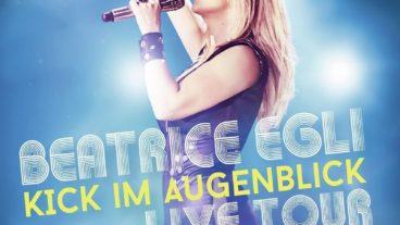 Beatrice Egli: Kick im Augenblick – Live Tour auf DVD